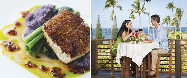 food in Hana Maui