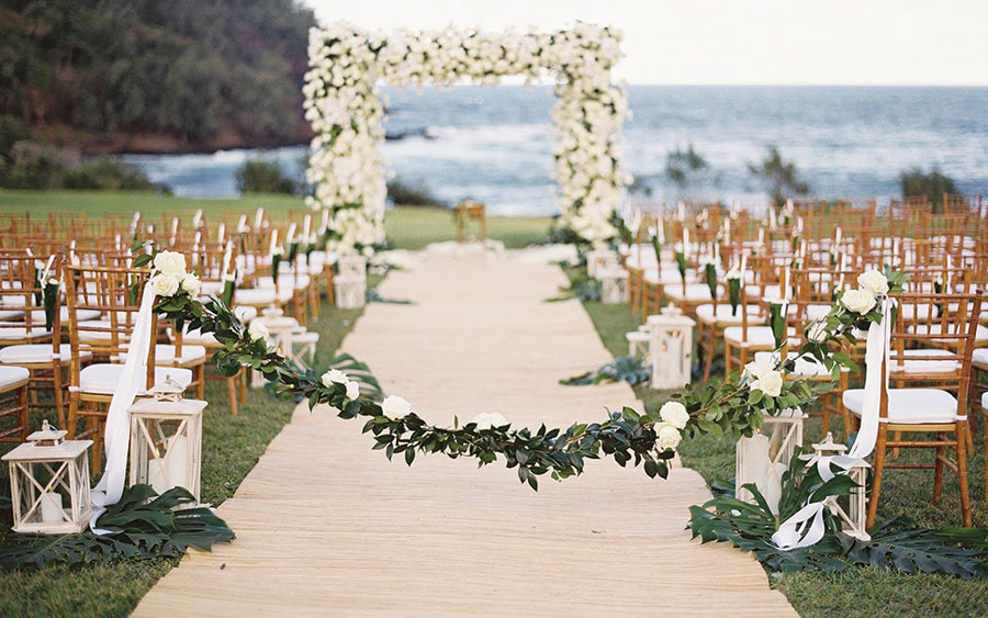 Travaasa Hana wedding
