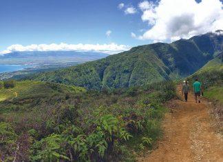 Waihee hike