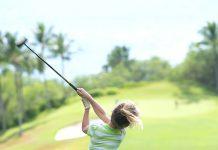 maui golf kids lessons