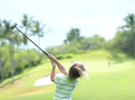 maui golf kids lessons