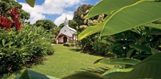 Wailua church