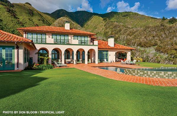 Maui Plantation Home