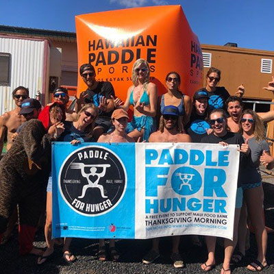Paddle for Hunger