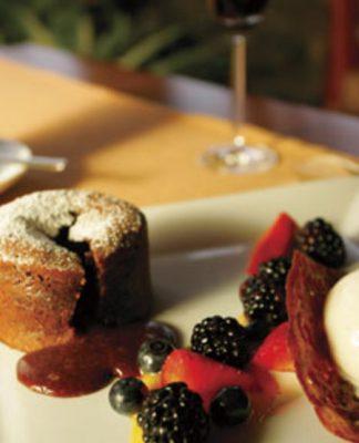 Aloha Mixed Plate dessert