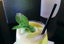amarillo fizz maui cocktail