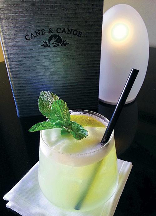 amarillo fizz cocktail
