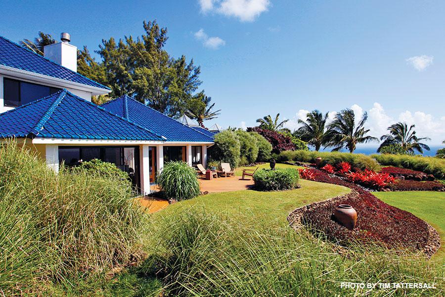 Huelo Maui luxury home