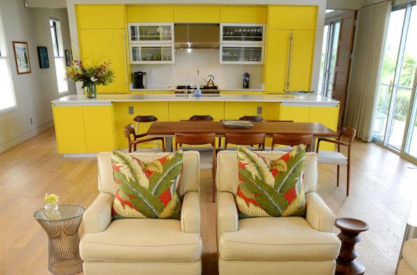 Maui interior design