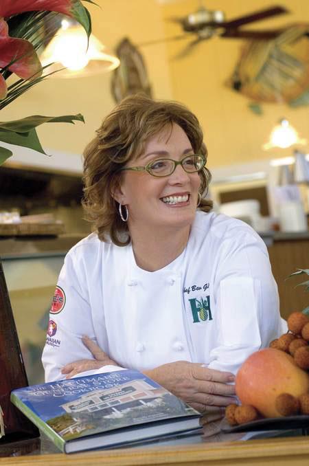 Chef Bev Gannon