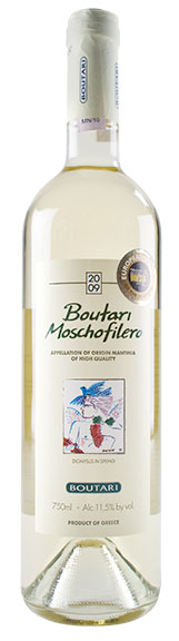 boutari moschofilero white wine