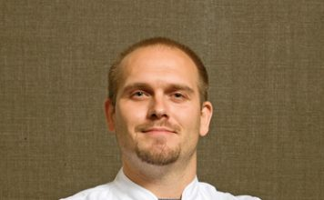 Maui Spago Chef Cameron Lewark