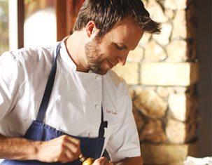 Chef Chris Kulis