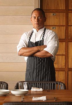 Maui chef Isaac Bancaco