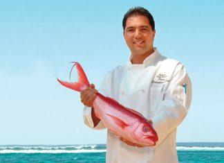 Chef Perry Bateman