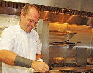 Chef Cameron Lewark