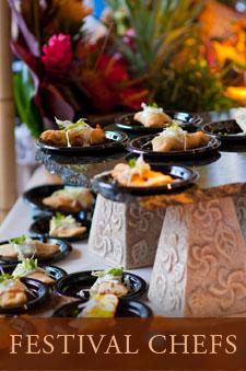Kapalua Wine & Food Festival Wine Tasting Locations