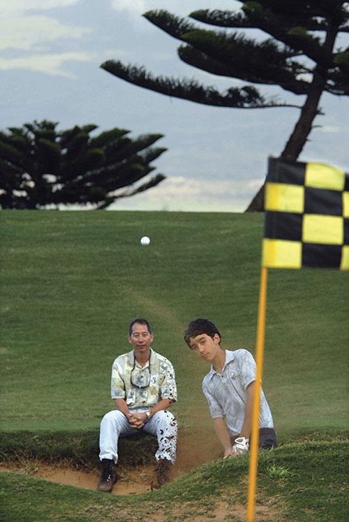 childrens golf maui