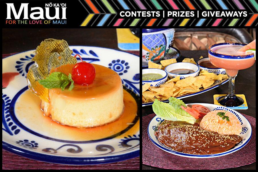 maui dining contest