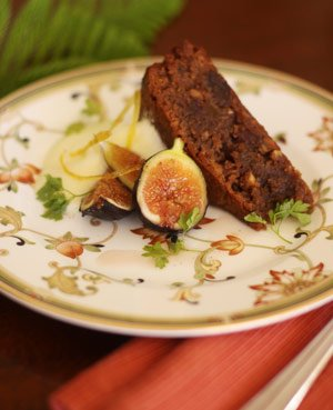 chocolate almond cake recipe
