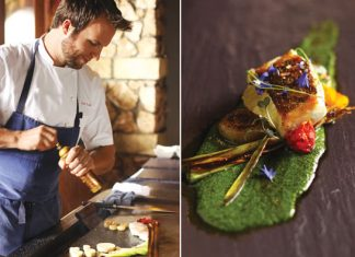 Maui chef Chris Kulis