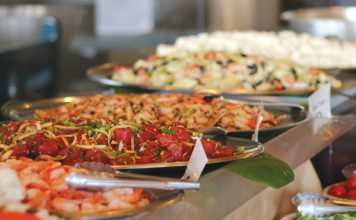Maui dining buffets