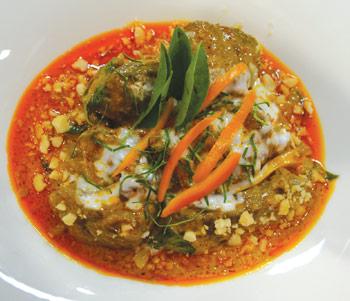 Thai food Maui