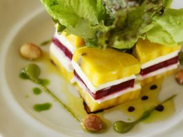 Spago beet salad