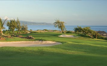 eco friendly golf maui