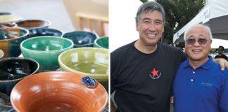 Star Noodle Empty Bowl fundraiser