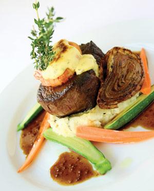 steak of four rezept