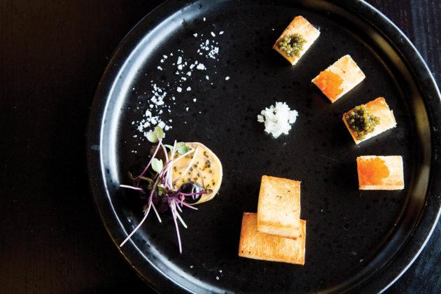 foie gras Nylos Maui