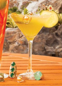 fresh and hot maui cocktail