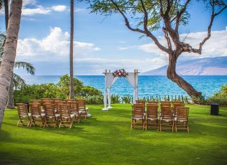 maui outdoor wedding