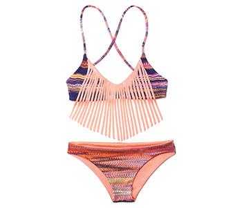 Arie fringe bikini