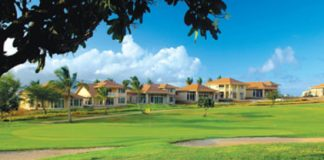 golf course homes maui