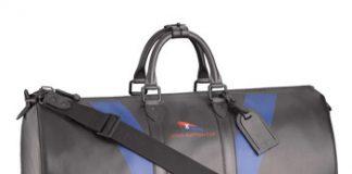 Louis Vuitton duffel