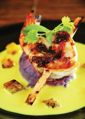 grilled prawns recipe