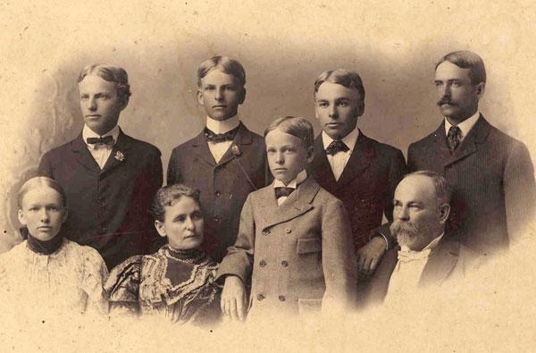 Baldwin family on Maui