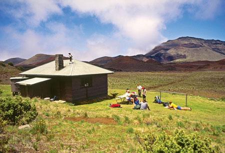 haleakala cabin