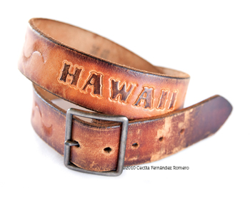 Hawaii belt