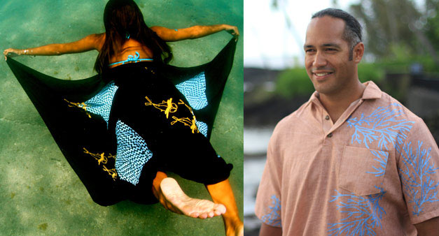 Hawaiian clothing