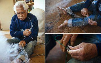 hawaiian fisherman nets