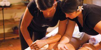 Lomilomi spa massage in Maui Hawaii