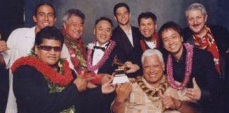 Hawaiian grammy winners