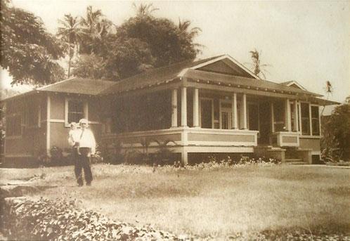 Lahaina house