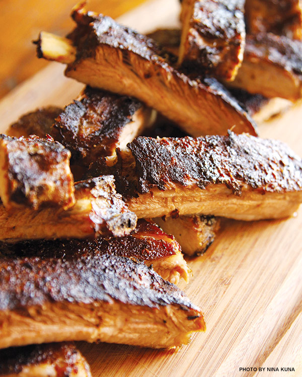 homemade bbq ribs recipe