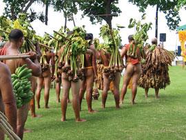 hookupu procession