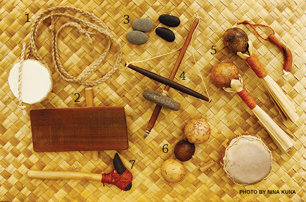 hula dancer tools