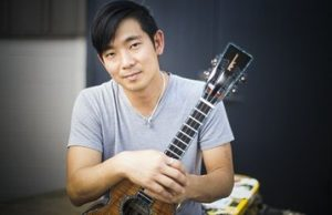 Jake Shimabukuro with Maui Pops